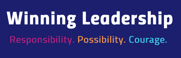 Winning Leadership by Fergal McDonnell, a specialist Leadership Development Consultant.